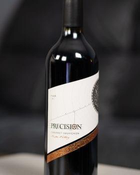 2018 Precision Cabernet Sauvignon